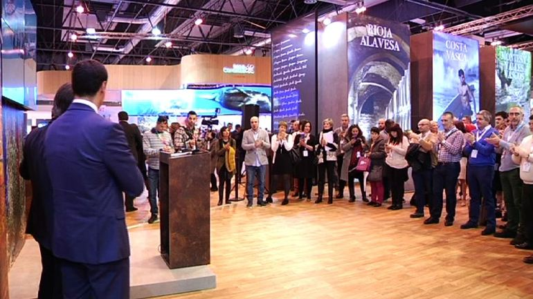Euskadi presenta su diversificada agenda en FITUR
