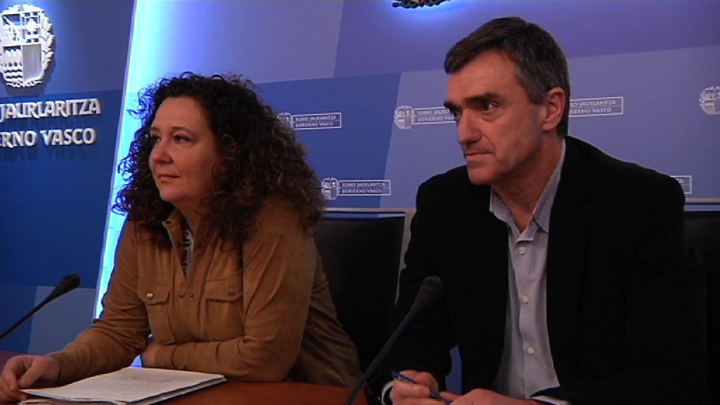 El Gobierno Vasco presenta dos propuestas para mejorar la capacidad de acogida e integración de personas refugiadas