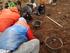 El Gobierno Vasco participa en la exhumación de los restos de un combatiente de la Guerra Civil hallados en el monte Urkullu, en Larrabetzu