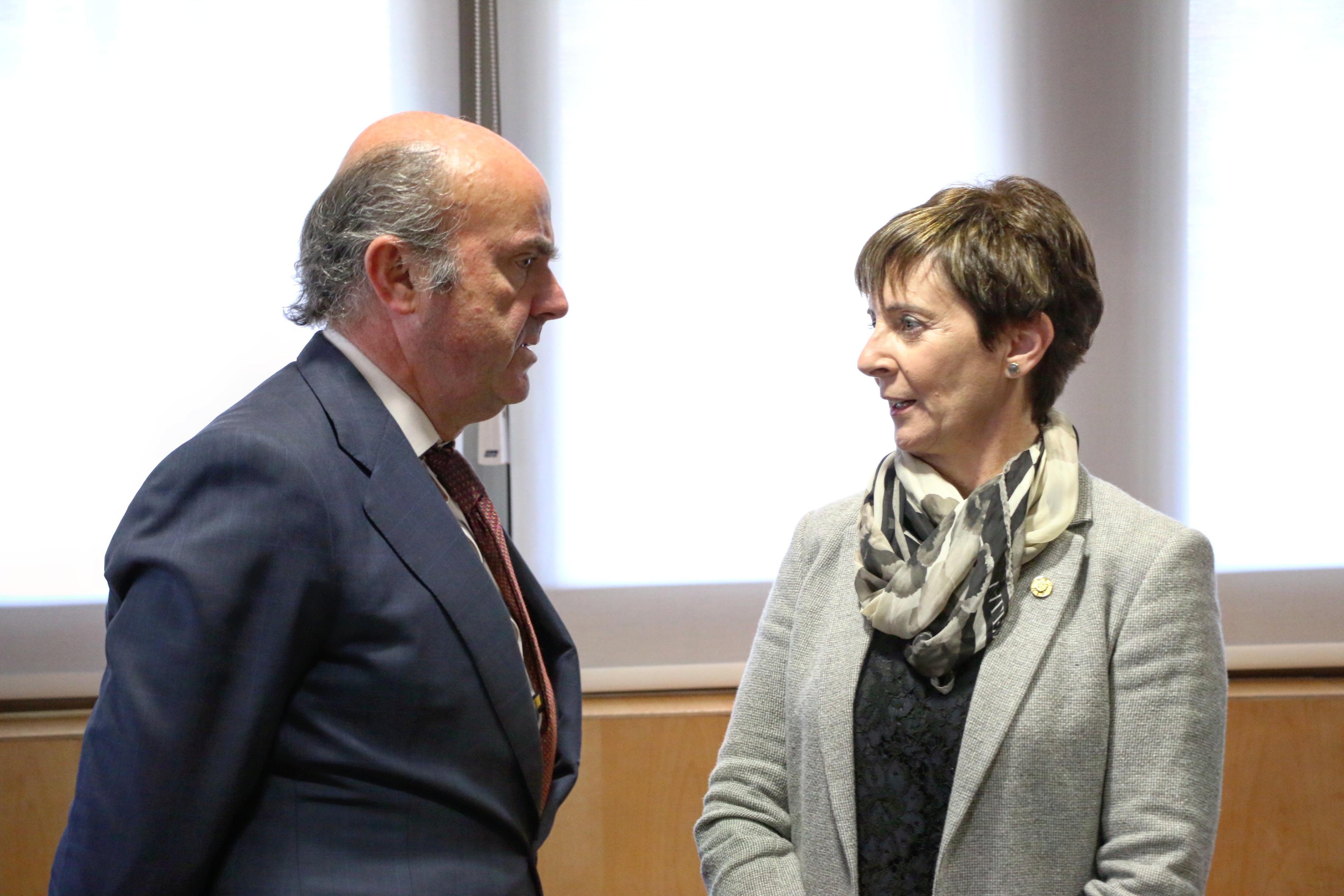 El Gobierno Vasco pide al Ministerio que haga una apuesta real y convencida de apoyo a la Industria