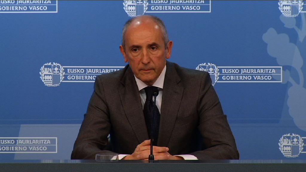 El Gobierno Vasco aportará 2 millones de euros en 2017 para financiar las obras de emergencia para la estabilización de la ladera de Kamiñalde