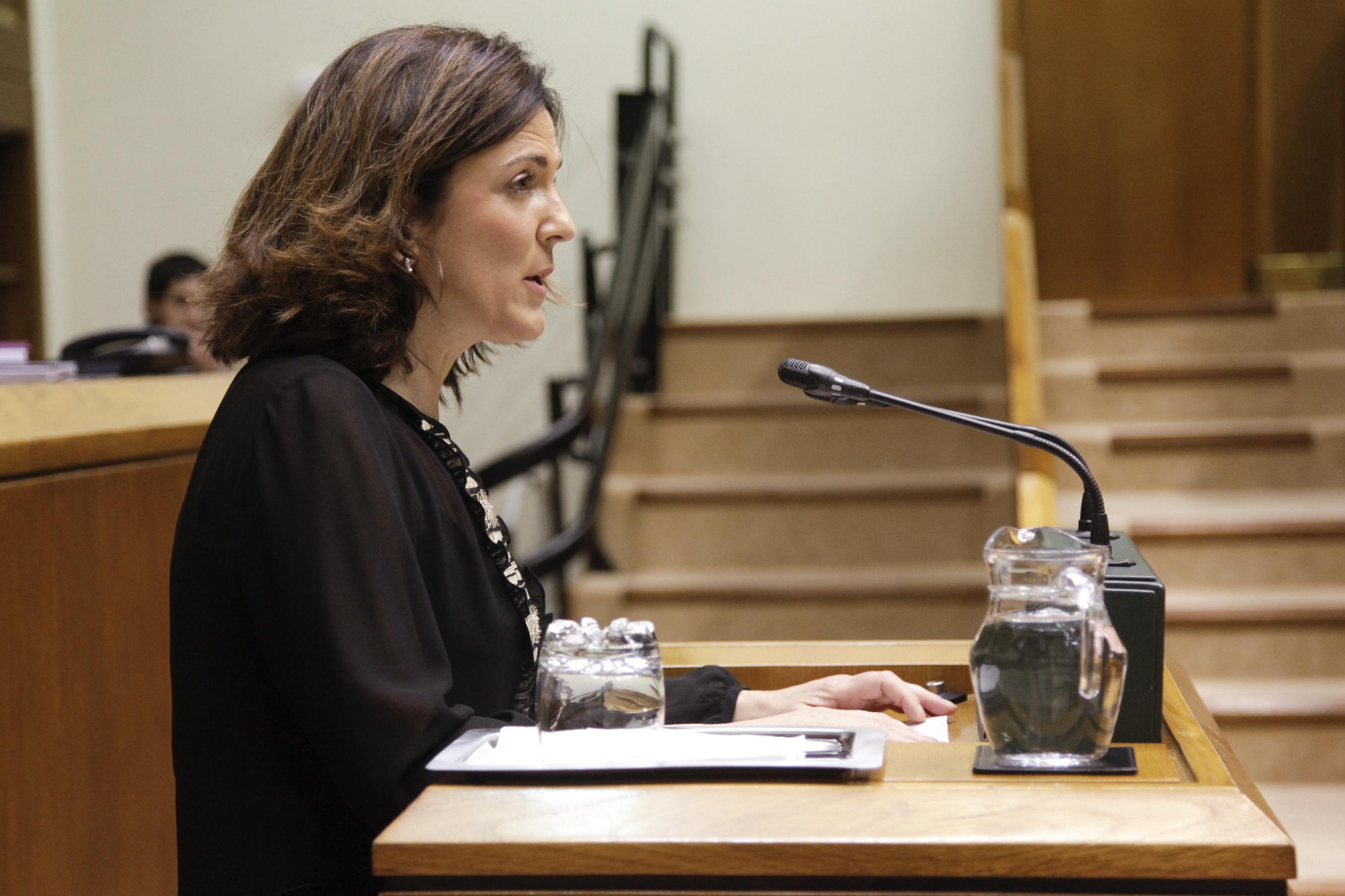 """Artolazabal: """"el apoyo a la familia es un objetivo prioritario del Gobierno Vasco ya que  vertebra nuestra sociedad"""""""