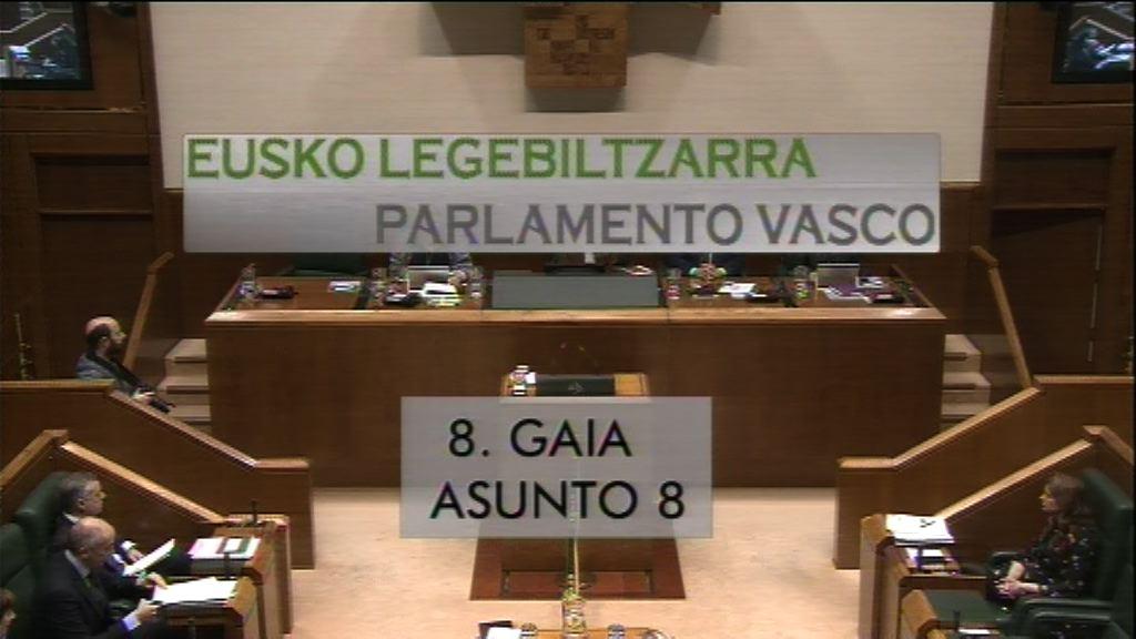 Interpelación formulada por Leire Pinedo, parlamentaria del grupo EH Bildu, al lehendakari, relativa a la estrategia del Gobierno para la negociación del Concierto Económico y el cupo