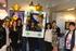 Beatriz Artolazabal participa en los actos de Aspanafoha, asociación de familias con niñas y niños con cáncer