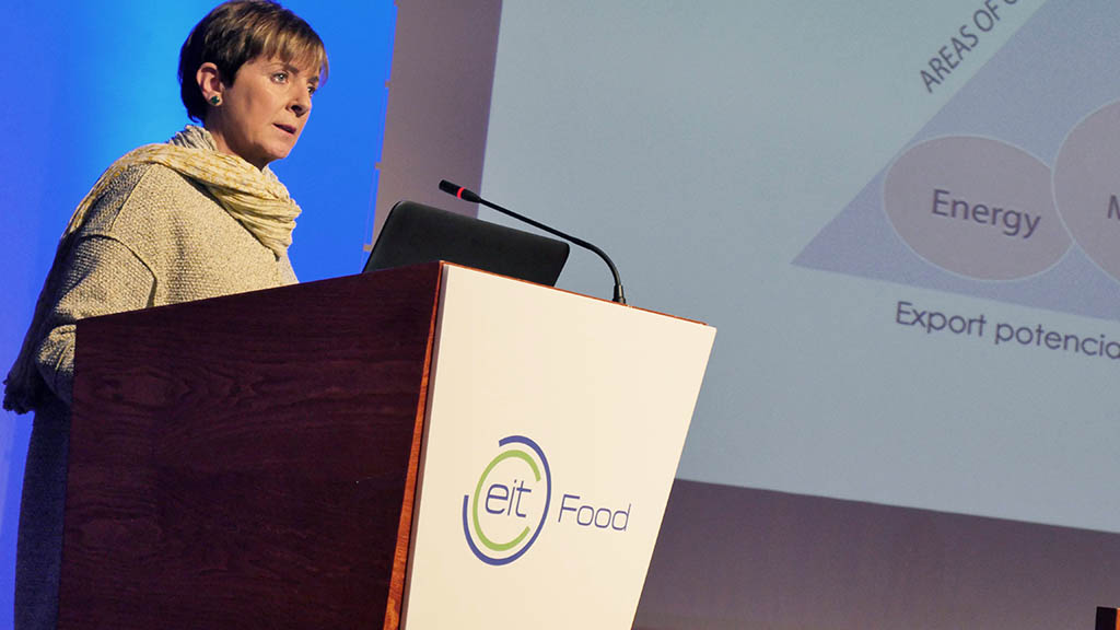 Euskadin egingo da EIT Food nazioarteko partzuergoaren lehenengo batzar nagusia, zeinean etorkizuneko elikadura definituko baita