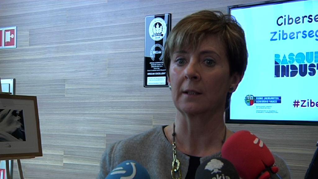 """El Gobierno Vasco anuncia para diciembre el primer centro de ciberseguridad de Euskadi, el """"Basque Security Operation Center"""""""