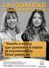 Emakunde muestra en la campaña del 8 de marzo actitudes y acciones personales que fomentan la igualdad