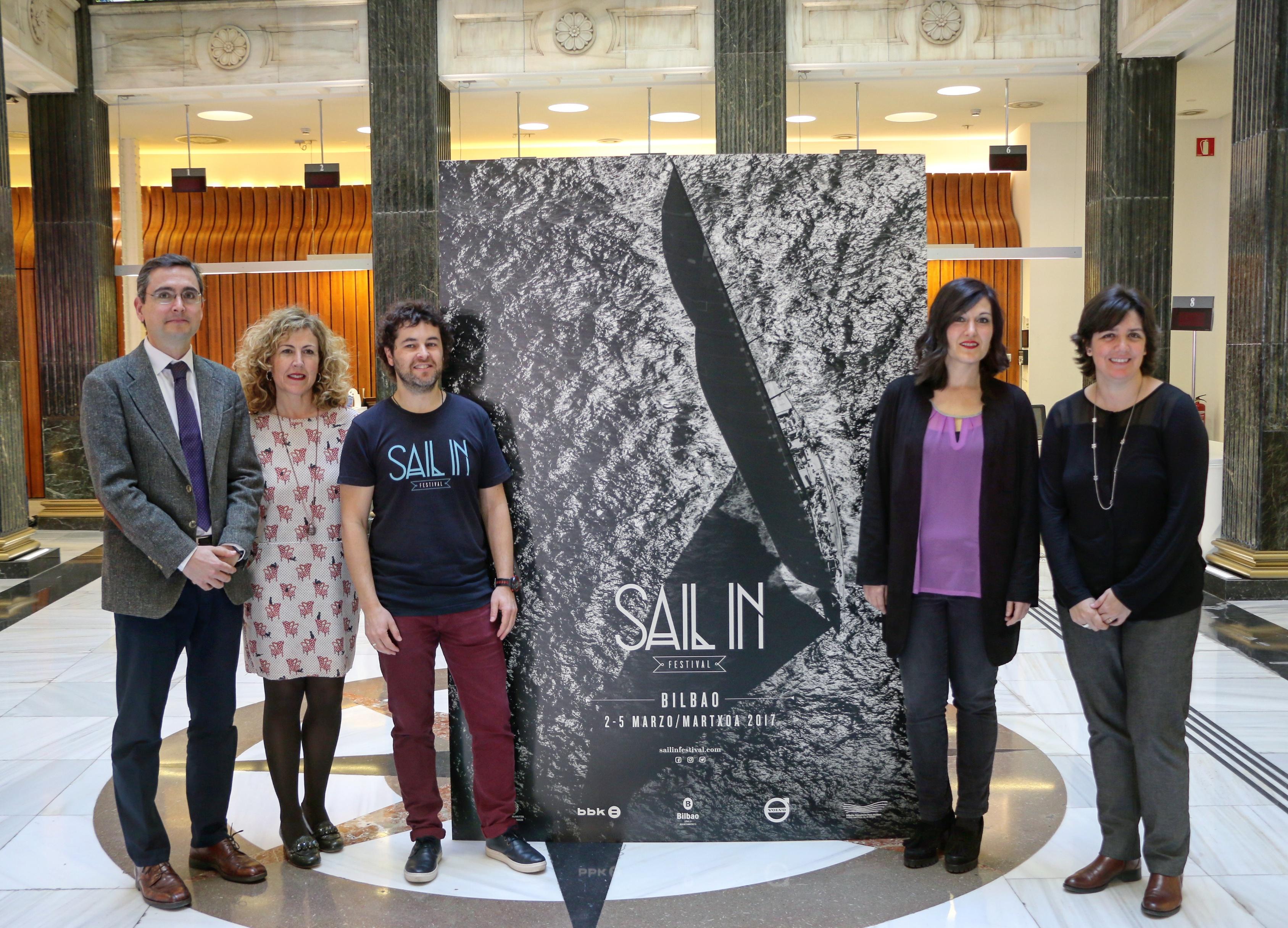Euskadi se convertirá de nuevo en el epicentro mundial de la vela con la celebración de la cuarta edición del SAIL in Festival
