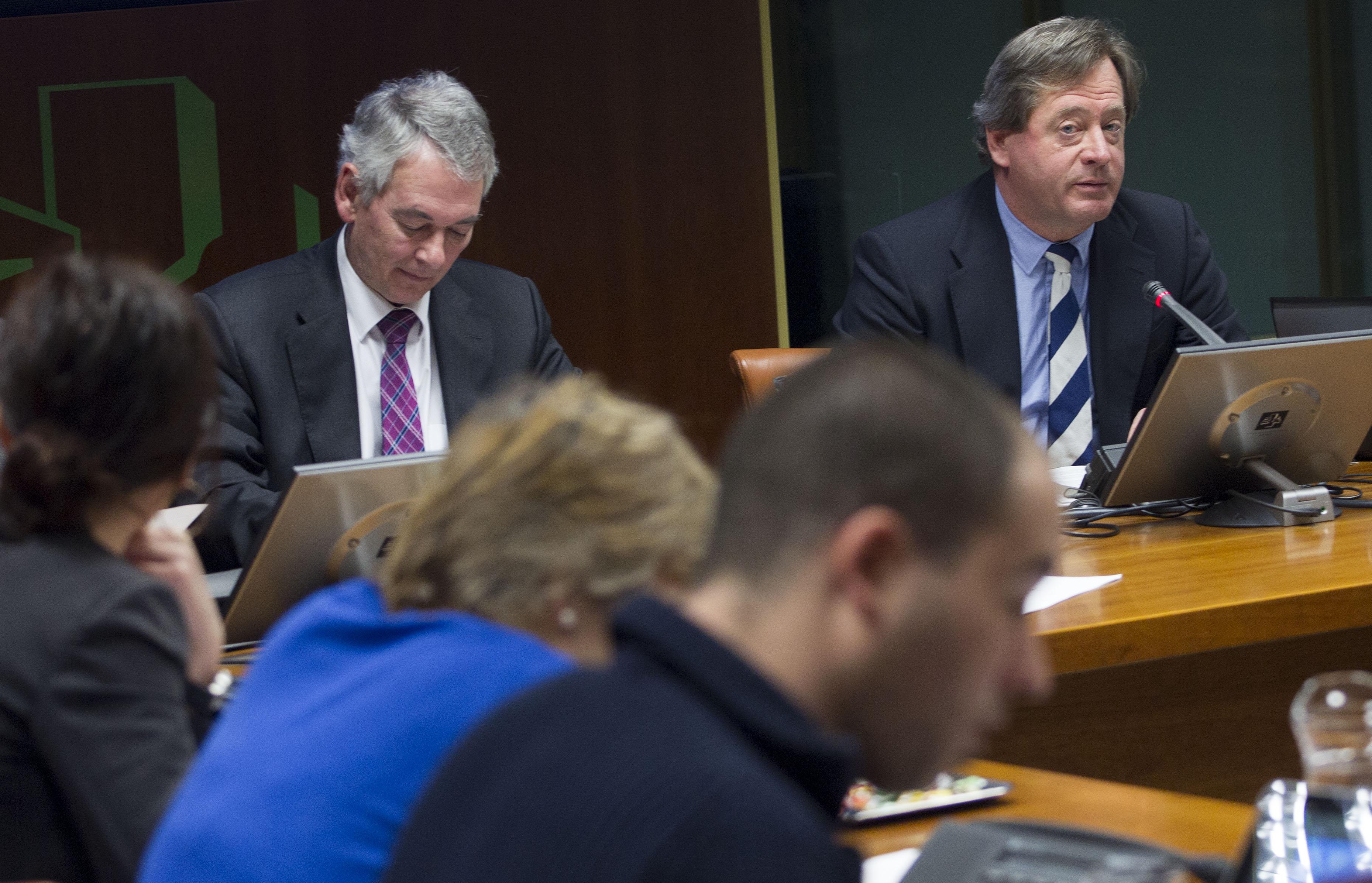 Comisión de Hacienda y Presupuestos. Comparecencia del Consejero de Cultura y Política Lingüística Bingen Zupiria