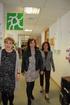 Cristina Uriartek Haurreskolak Partzuergoaren egoitza bisitatu du Eibarren