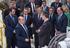 El Rey Felipe VI y el Lehendakari asisten al 50 aniversario del grupo Velatia