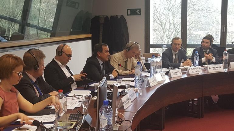 Euskadik Europako Batzordeari eta Batasuneko Estatuei azaldu die 4.0 industriarako Lanbide Heziketako Euskal  Estrategia