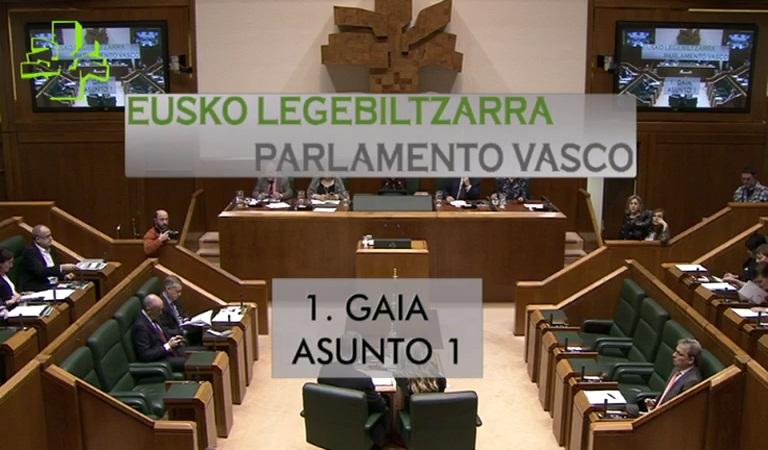 Pleno Ordinario (16/3/2017)