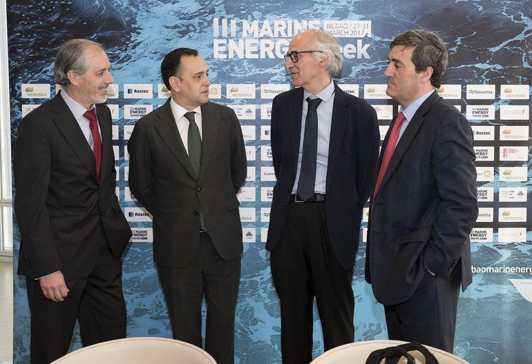 Marine Energy Week Kongresuaren hirugarren edizioak itsas energia berriztagarrien mundu-industria bilduko du Euskadin
