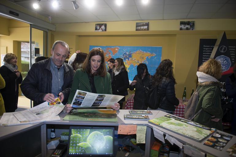 Irekia eusko jaurlaritza gobierno vasco los for Oficina turismo zumaia