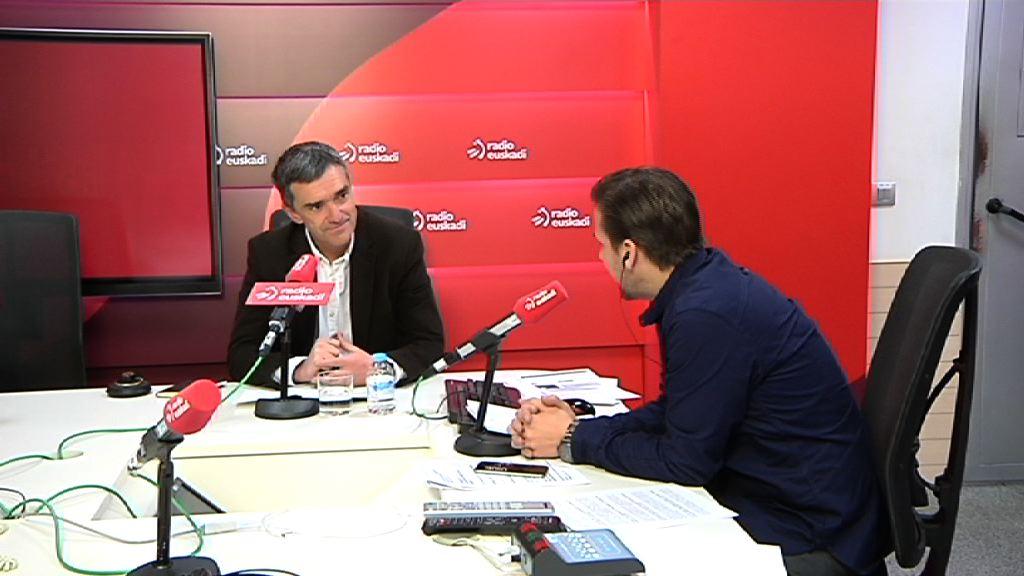 """Jonan Fernández: """"Existe una coincidencia general entre actores muy diferentes en aceptar un desarme de estas características y es lo que hay que preservar"""""""