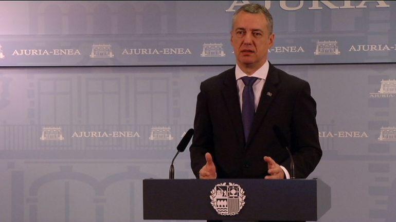 Eusko Jaurlaritzaren adierazpen instituzionala Erromako Itunaren 60. urteurrenean