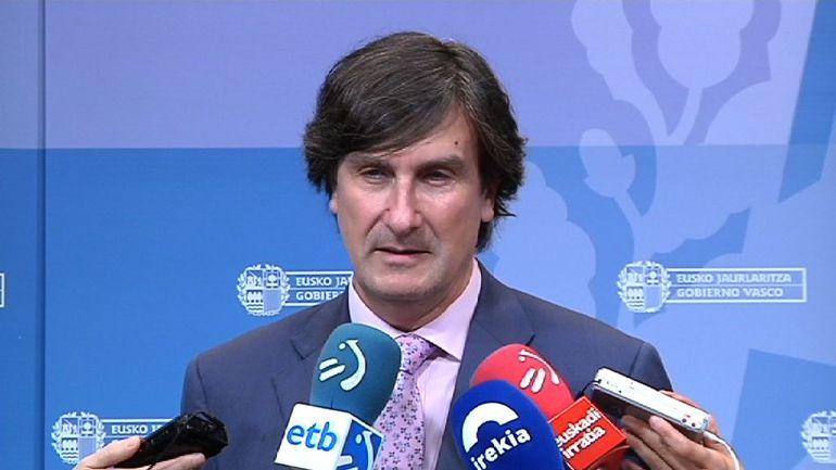 El Gobierno Vasco exige al español la eliminación inmediata de las tasas de reposición del personal de la función pública vasca