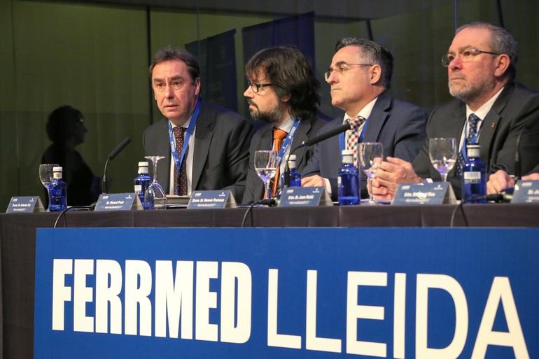 Aiz reivindica la posición de Euskadi como eslabón clave del corredor atlántico y reitera la necesidad de culminar la conexión ferroviaria con Francia