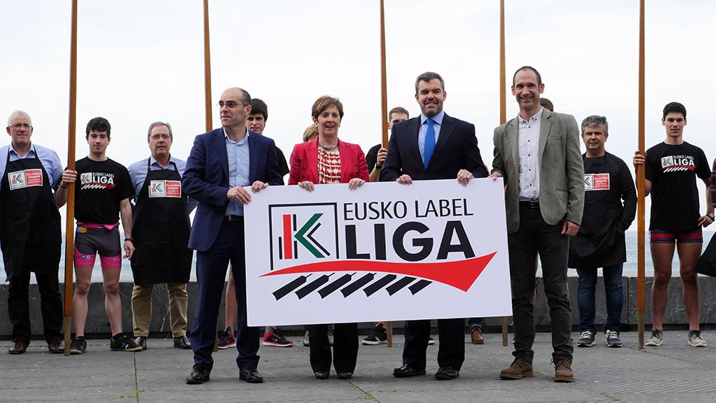 Eusko Jaurlaritzak Traineru Kluben Elkarteko Liga babestuko du Eusko Label markarekin