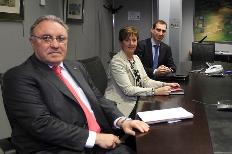 El Gobierno Vasco muestra su apoyo a las empresas de gran consumo de energía