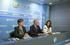 El Gobierno Vasco valora de forma positiva la caída en el número de personas desempleadas registrada en marzo