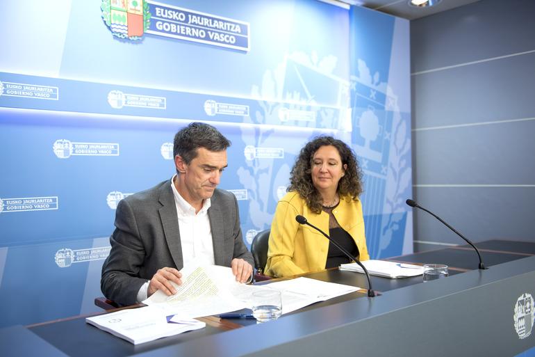 El Gobierno Vasco presenta el Plan de Convivencia y Derechos Humanos 2017-2020