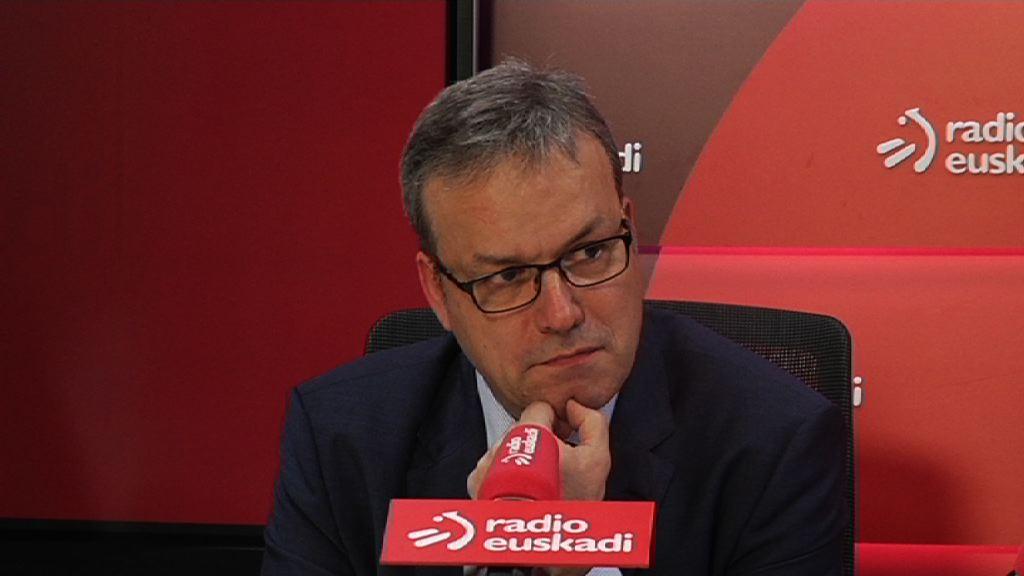 """Retortillo: """"Aste Santu honetan okupazioaren %90aren aurreikuspena gaindituko dugu ziurrenik"""""""