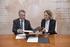 El Gobierno Vasco y la Fundación Amancio Ortega firman un acuerdo de colaboración para la adquisición de tecnología de última generación para el tratamiento del cáncer