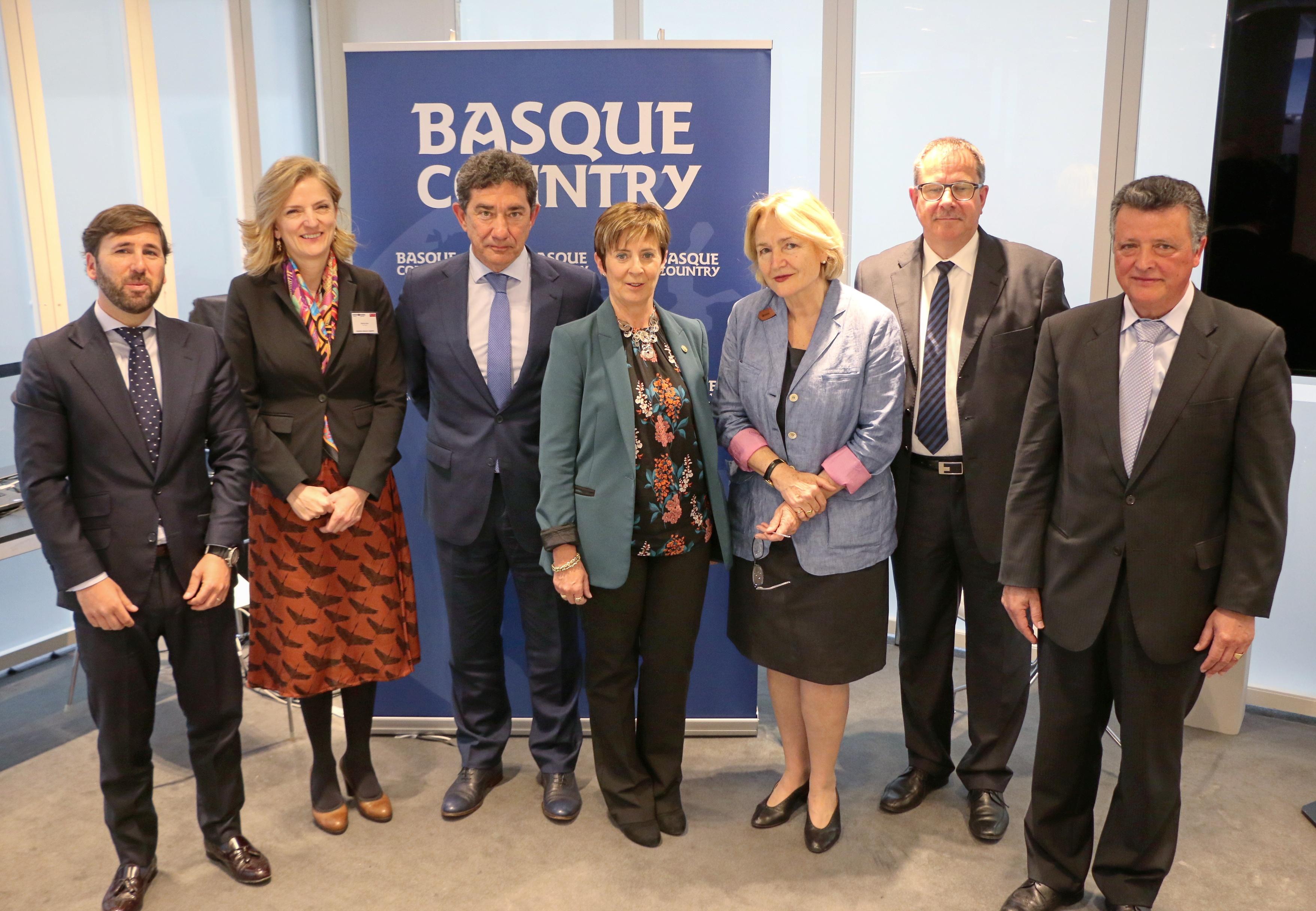 Euskadi se presenta como un destino atractivo para inversiones industriales