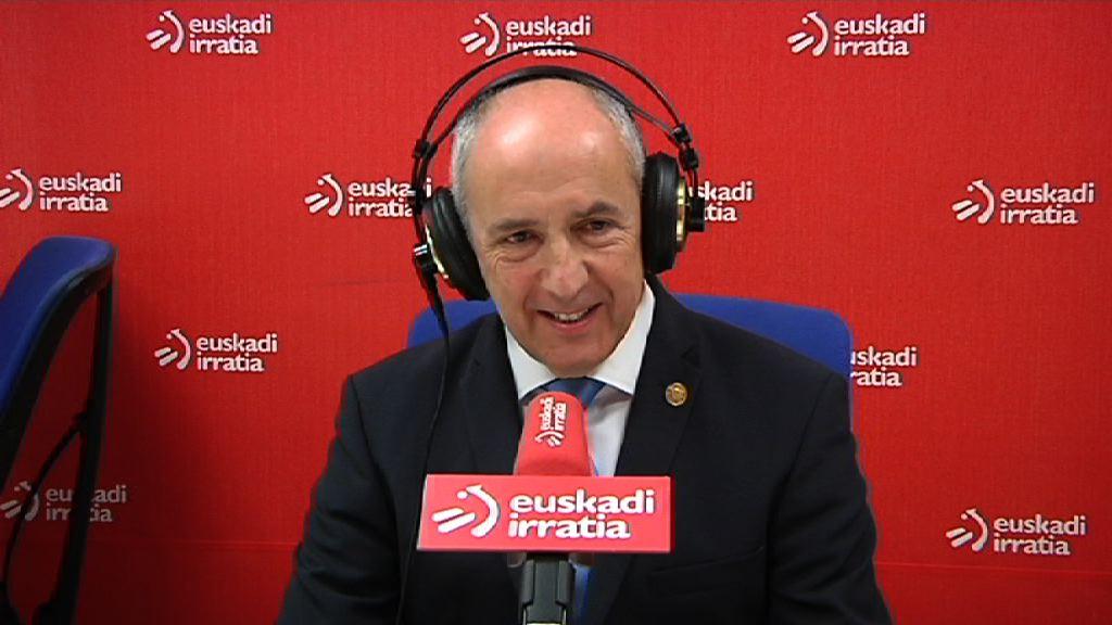 """Erkoreka emplaza al Ejecutivo central a tomar decisiones en torno al Cupo """"después de diez años"""""""