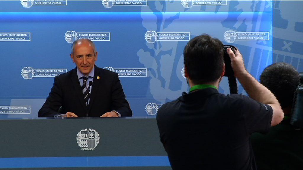 """El Gobierno Vasco asegura que el acuerdo en torno al Cupo """"está muy avanzado"""" y que, de alcanzarse, supondría """"15 años de paz fiscal"""""""