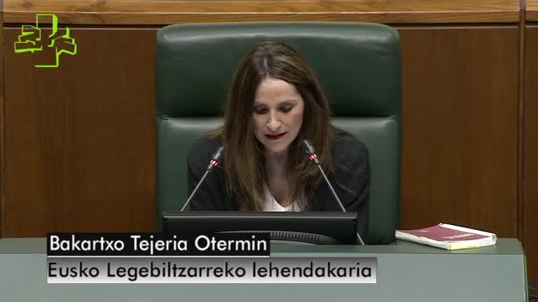 Pleno Ordinario (4/5/2017)