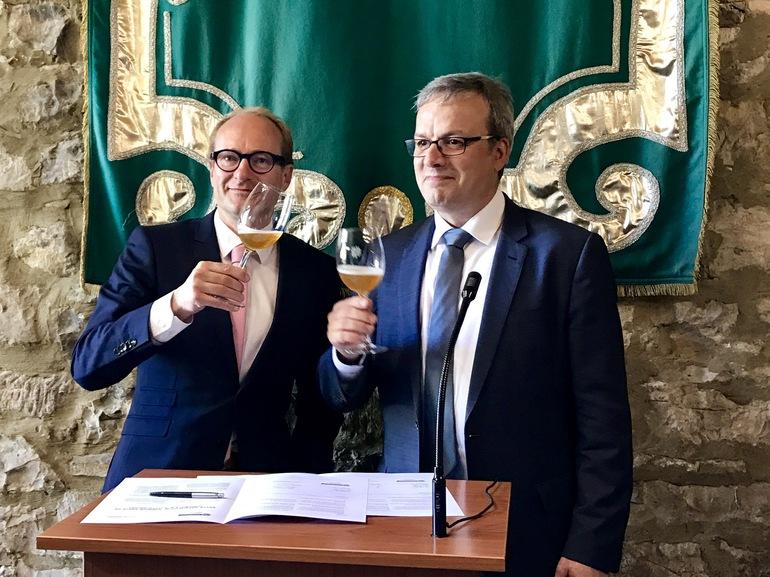 Euskadik eta Flandesekgastronomia eta turismo arloko truke-akordioa  sinatu dute.