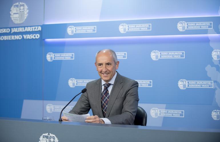 El Gobierno Vasco comienza a actualizar el listado de transferencias  pendientes a petición de la Ponencia 1a9475617d017