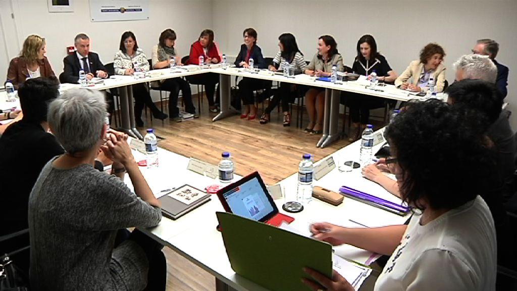El Consejo de Dirección de Emakunde da cuenta del proceso participativo para elaborar el VII Plan para la Igualdad