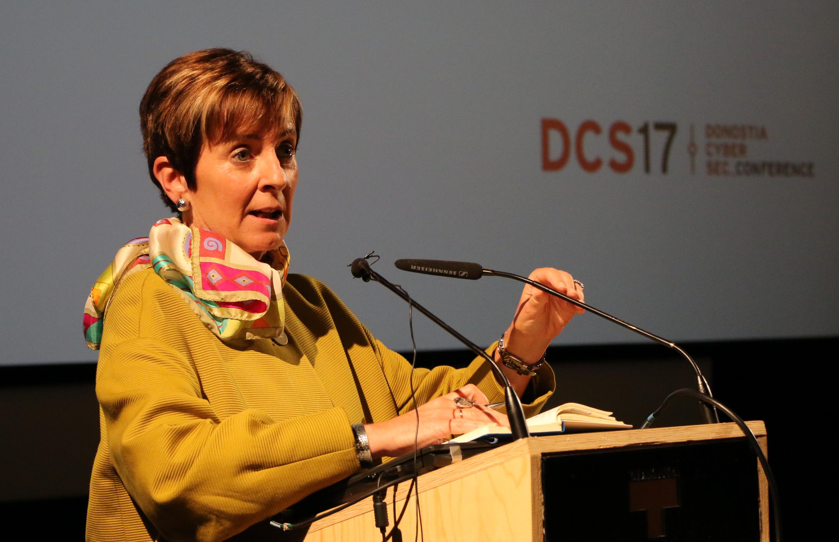 Tapia clausura el Congreso de Ciberseguridad Donostia Cyber Sec_Conference