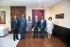 El Lehendakari ha recibido a una delegación de UNITA