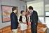 Arantxa Tapia expone la transformación industrial de Euskadi a una delegación institucional de Argentina