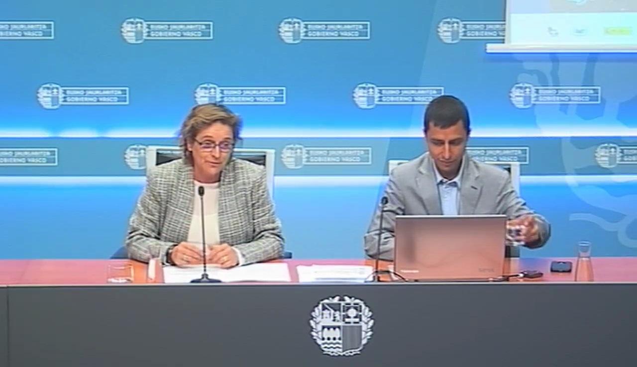 El descenso del consumo del tabaco se consolida en Euskadi gracias a las políticas de prevención y concienciación y al compromiso de la sociedad vasca