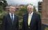 El Lehendakari se reúne con el vicepresidente de Colombia, Óscar Naranjo
