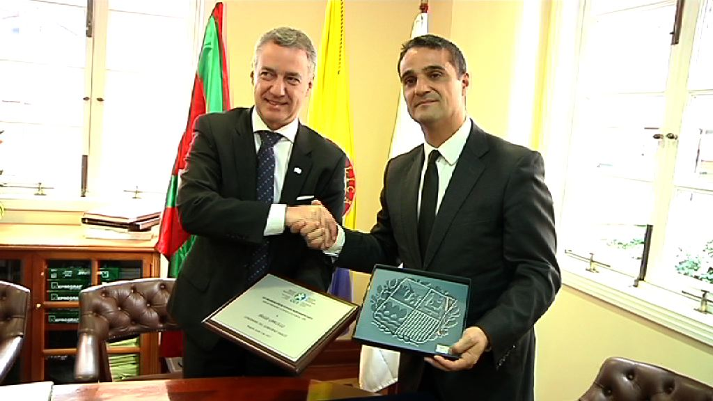 Visita a la sede de la Organización de Estados Iberoamericanos-OEI en Colombia