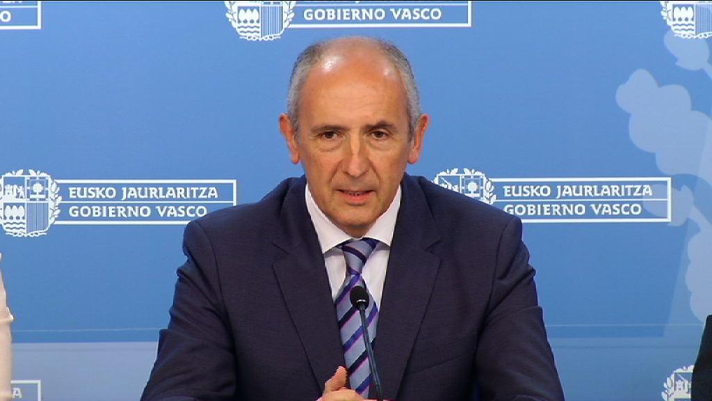 """El Gobierno Vasco considera que la condena de Estrasburgo a España por la inhabilitación de Atutxa, Knörr y Bilbao """"hace justicia"""""""