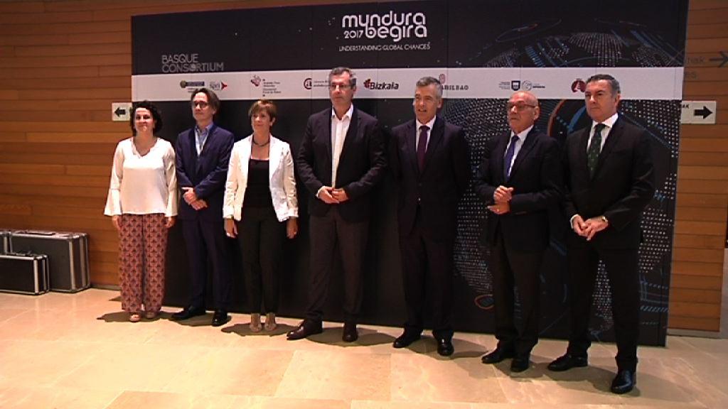 Basque Consortium presenta las bases hacia la administración integrada en el congreso Mundura Begira