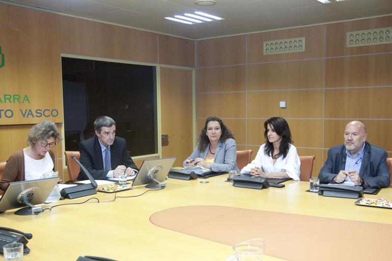 """Jonan Fernández destaca que """"el encuentro social"""" es el objetivo final del Plan de Convivencia y Derechos Humanos 2017-2020"""