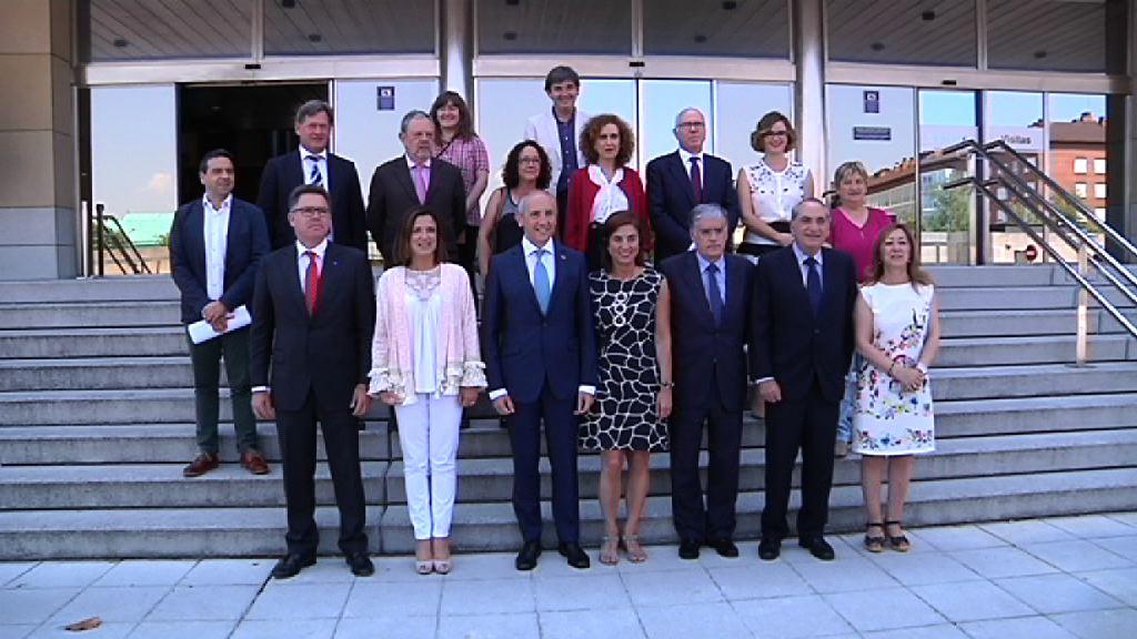"""""""Tokiko Politika Publikoen Euskal Kontseilua"""" sortu da, Euskadiko hiru erakunde mailen topaleku eta lan foroa"""