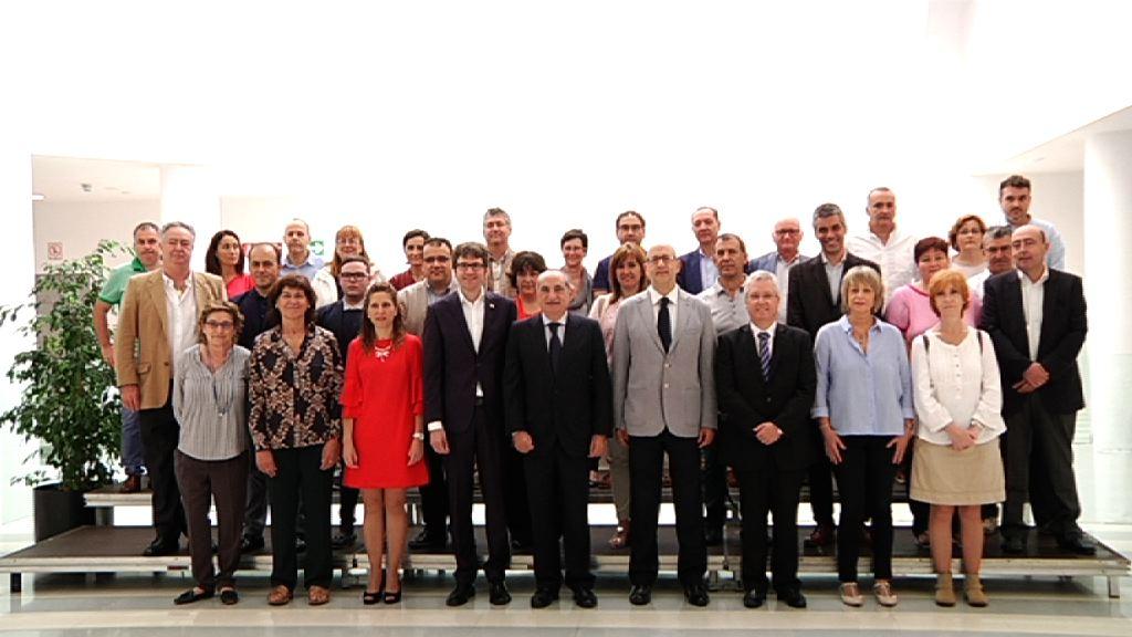 Reunión del Comité Ejecutivo Udalsarea 21, Red Vasca de Municipios hacia la Sostenibilidad