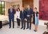 El Lehendakari mantiene un encuentro con responsables de Siemens Gamesa