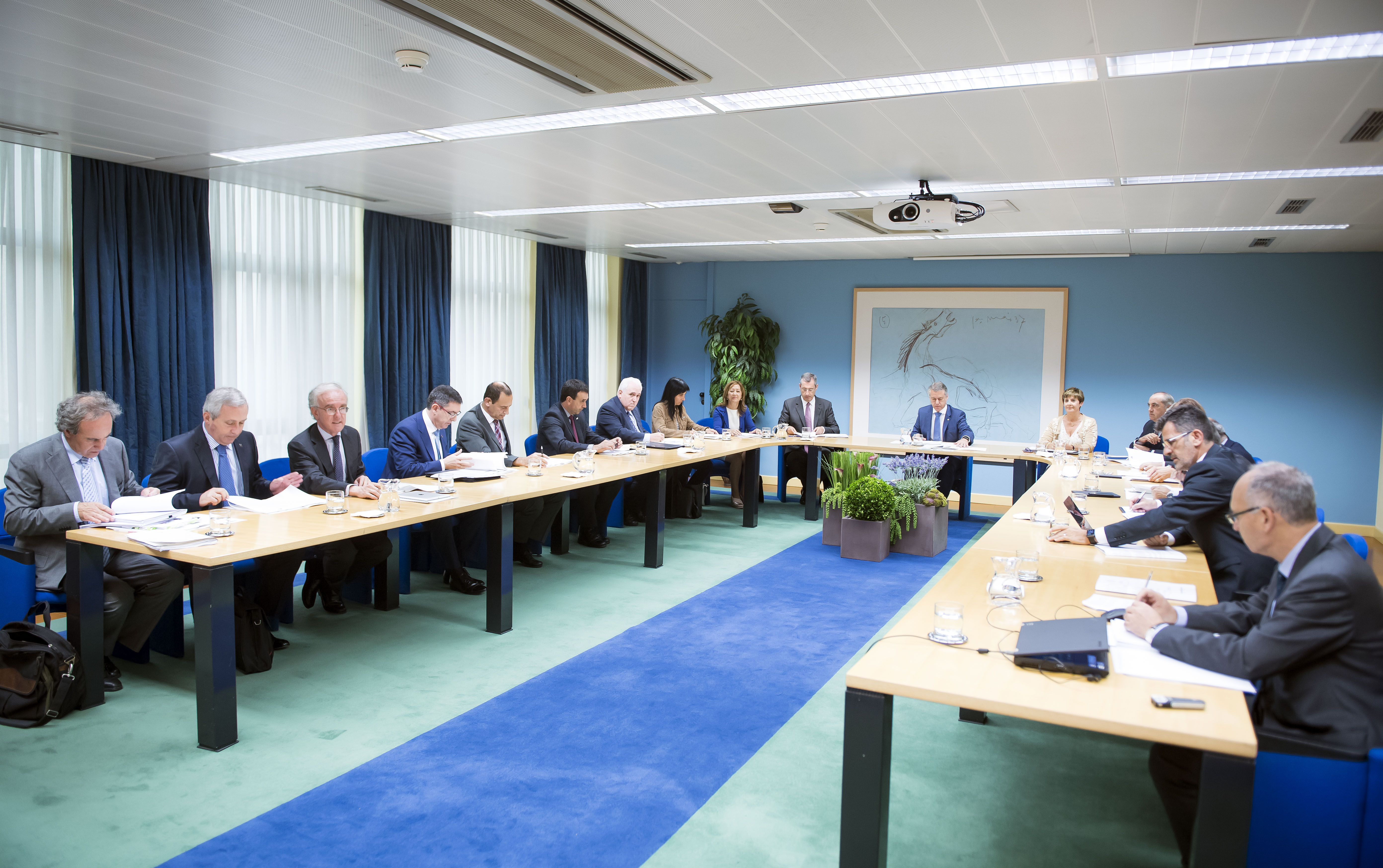 La Unión Europea vuelve a reconocer a Euskadi como polo de innovación