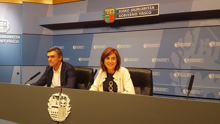 """El Gobierno Vasco presenta el """"Programa Complementario de Educación en Derechos Humanos, Convivencia y Cooperación 2017-2020"""""""